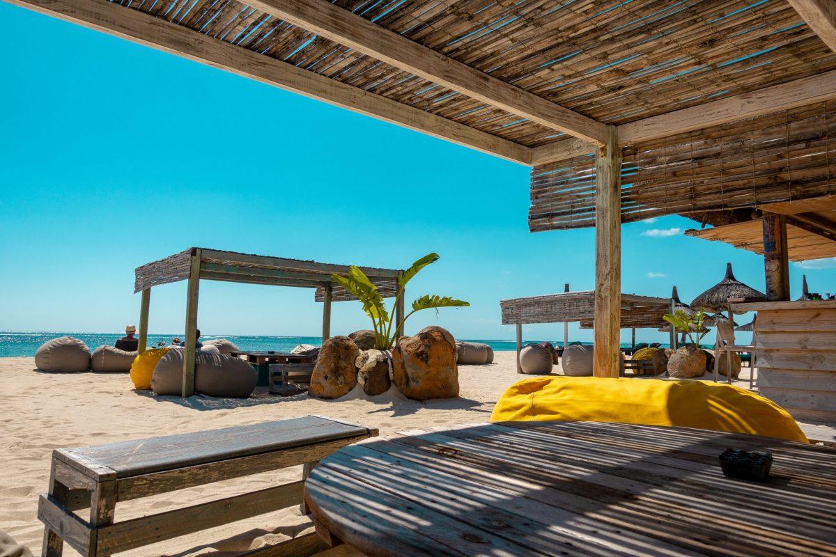 zdjęcie plaża Mauritius